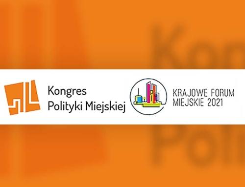 Kongres Polityki Miejskiej – Katowice, 7-8 czerwca 2021 r.