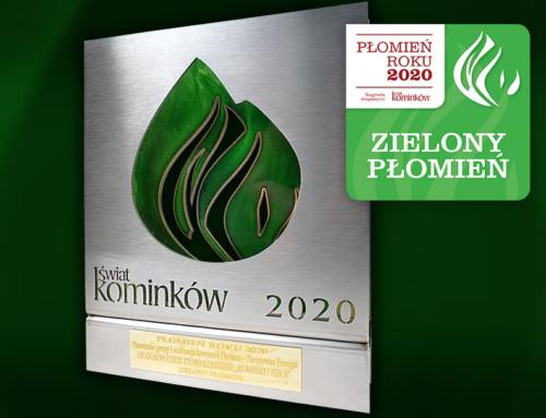 Nagroda Płomień Roku 2020